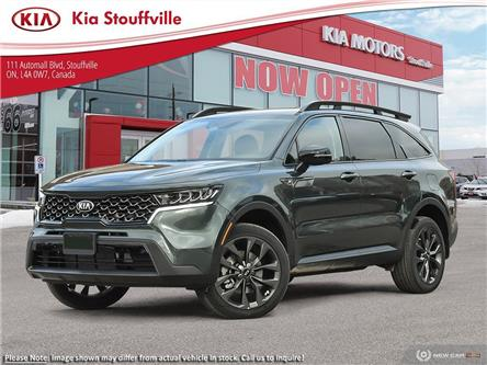 2021 Kia Sorento  (Stk: 21272) in Stouffville - Image 1 of 23