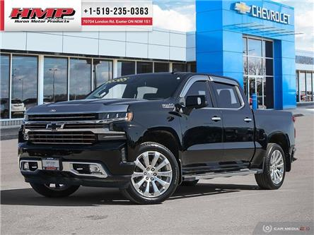 2020 Chevrolet Silverado 1500 High Country (Stk: 88260) in Exeter - Image 1 of 27