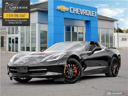 2019 Chevrolet Corvette Stingray Z51 (Stk: P6267) in Kincardine - Image 1 of 30