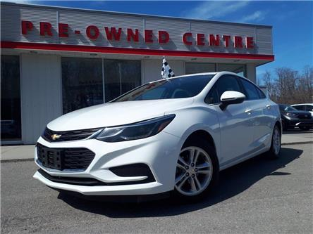 2017 Chevrolet Cruze LT Auto (Stk: 11187A) in Brockville - Image 1 of 30