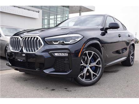 2021 BMW X6 xDrive40i (Stk: 1F92910) in Brampton - Image 1 of 12
