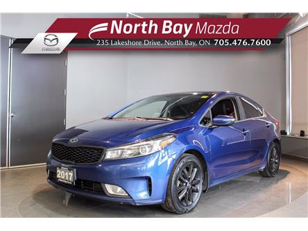 2017 Kia Forte EX (Stk: U6769A) in North Bay - Image 1 of 29