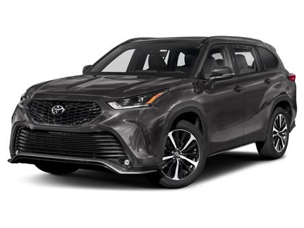 2021 Toyota Highlander XSE (Stk: 105629) in Woodstock - Image 1 of 9