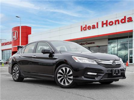 2017 Honda Accord Hybrid Touring (Stk: 67168) in Mississauga - Image 1 of 30