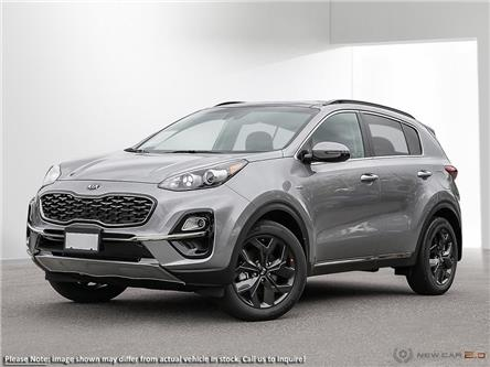 2021 Kia Sportage  (Stk: 21253) in Waterloo - Image 1 of 27