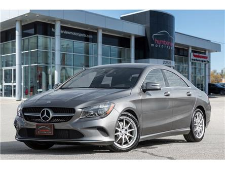2017 Mercedes-Benz CLA 250 Base (Stk: 21HMS228) in Mississauga - Image 1 of 24