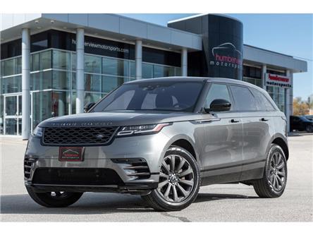2018 Land Rover Range Rover Velar D180 SE R-Dynamic (Stk: 21HMS227) in Mississauga - Image 1 of 25