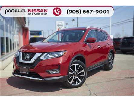 2017 Nissan Rogue  (Stk: N1801) in Hamilton - Image 1 of 26