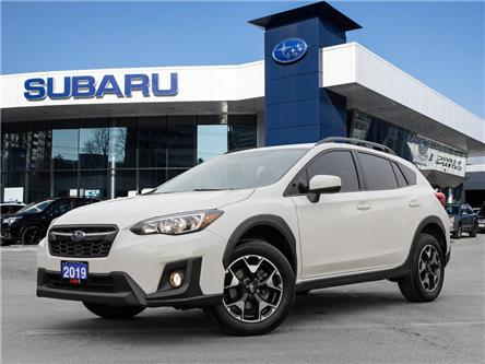 2019 Subaru Crosstrek Touring CVT >>No accident<< (Stk: 18098A) in Toronto - Image 1 of 24