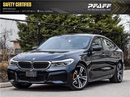 2018 BMW 640i xDrive Gran Turismo (Stk: D14068) in Markham - Image 1 of 30