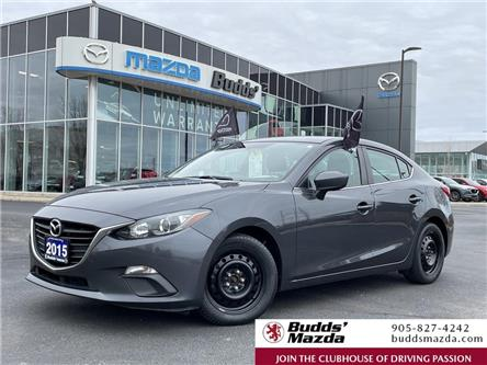 2015 Mazda Mazda3 GS (Stk: 17095A) in Oakville - Image 1 of 17