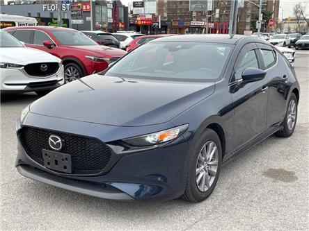 2020 Mazda Mazda3 Sport GS (Stk: DEMO85980) in Toronto - Image 1 of 22