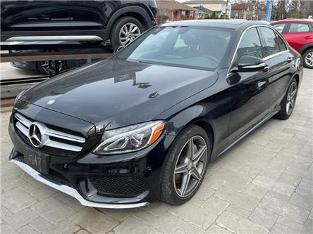 2015 Mercedes-Benz C-Class Base (Stk: P3406A) in Toronto - Image 1 of 21