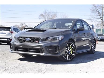 2021 Subaru WRX STI Sport-tech w/Wing (Stk: SM385) in Ottawa - Image 1 of 30