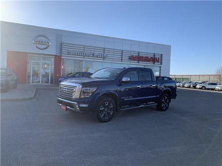 2020 Nissan Titan Platinum Reserve (Stk: 20-127) in Smiths Falls - Image 1 of 15
