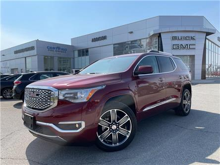2017 GMC Acadia Denali (Stk: U293522) in Mississauga - Image 1 of 24