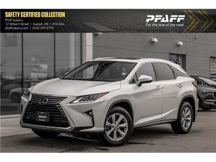2019 Lexus RX 350 Base (Stk: SU0337) in Guelph - Image 1 of 21