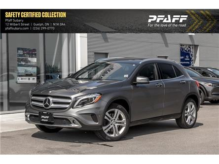 2017 Mercedes-Benz GLA 250 Base (Stk: SU0358) in Guelph - Image 1 of 24