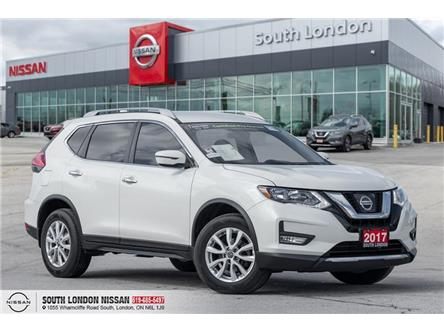 2017 Nissan Rogue SV (Stk: 14480) in London - Image 1 of 19