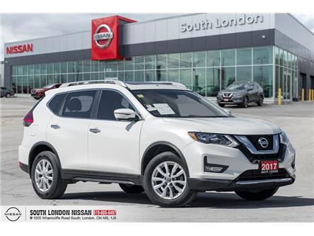 2017 Nissan Rogue SV (Stk: 14484) in London - Image 1 of 21