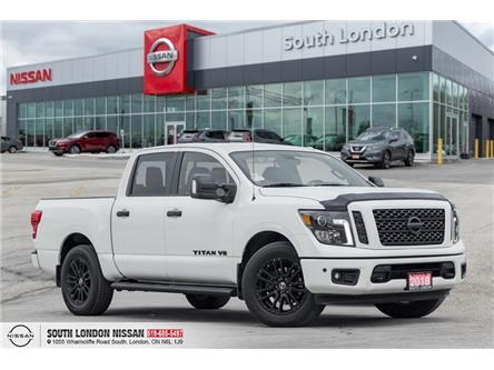2018 Nissan Titan SV Midnight Edition (Stk: 14519) in London - Image 1 of 21