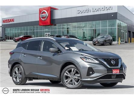 2019 Nissan Murano Platinum (Stk: 14520) in London - Image 1 of 24