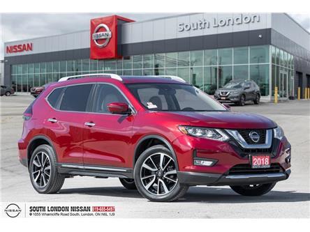 2018 Nissan Rogue SL w/ProPILOT Assist (Stk: 14557) in London - Image 1 of 23