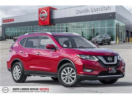 2017 Nissan Rogue SV (Stk: 520015-2A) in London - Image 1 of 20