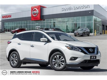 2018 Nissan Murano SV (Stk: D20075-1) in London - Image 1 of 21