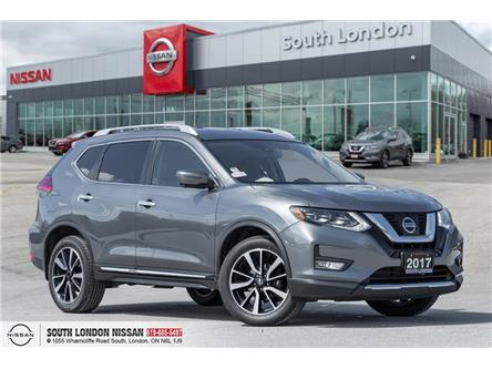 2017 Nissan Rogue SL Platinum (Stk: Y21001-1) in London - Image 1 of 23