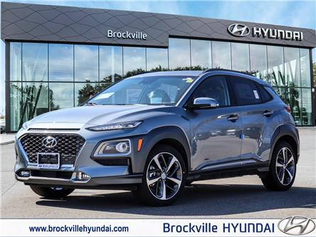 2021 Hyundai Kona 1.6T Ultimate (Stk: R21209) in Brockville - Image 1 of 26