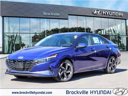 2021 Hyundai Elantra Ultimate (Stk: R21185) in Brockville - Image 1 of 23