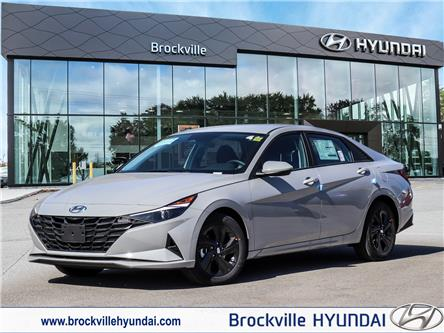 2021 Hyundai Elantra Preferred (Stk: R21222) in Brockville - Image 1 of 23
