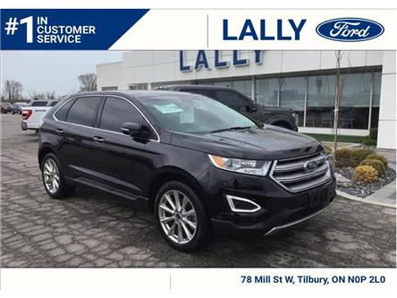 2018 Ford Edge Titanium (Stk: 27059A) in Tilbury - Image 1 of 20