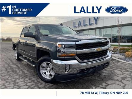 2018 Chevrolet Silverado 1500  (Stk: 27304A) in Tilbury - Image 1 of 22