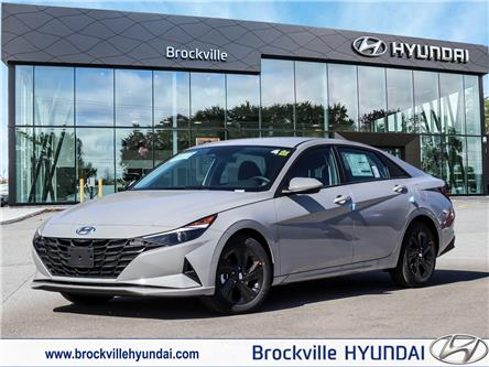 2021 Hyundai Elantra Preferred (Stk: R21232) in Brockville - Image 1 of 23