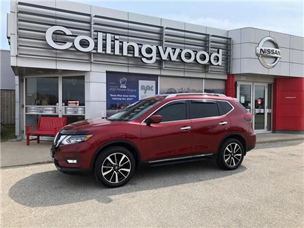 2018 Nissan Rogue SL (Stk: 4833A) in Collingwood - Image 1 of 26