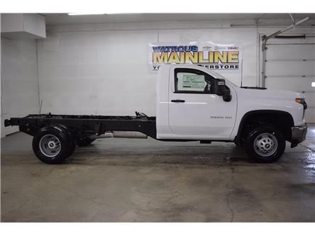 2021 Chevrolet Silverado 3500HD Chassis Work Truck (Stk: M01198) in Watrous - Image 1 of 32