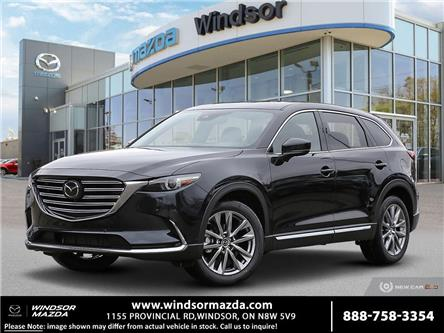 2021 Mazda CX-9 Signature (Stk: C954273) in Windsor - Image 1 of 23