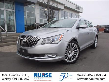 2015 Buick LaCrosse Premium II (Stk: 21K060A) in Whitby - Image 1 of 27