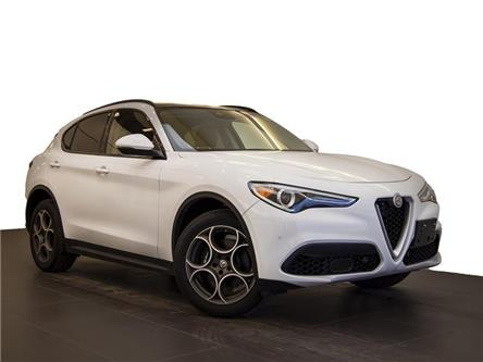 2019 Alfa Romeo Stelvio Base (Stk: P1126) in Ottawa - Image 1 of 18