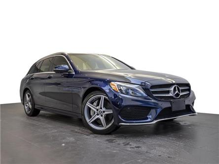 2018 Mercedes-Benz C-Class Base (Stk: P1134) in Ottawa - Image 1 of 21