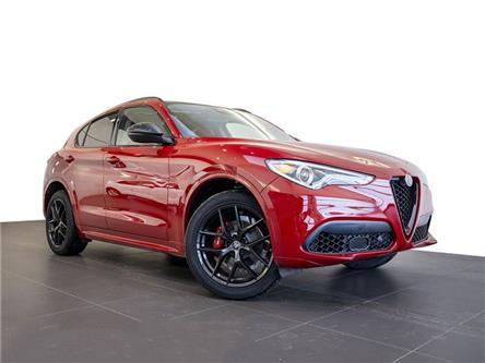 2021 Alfa Romeo Stelvio ti (Stk: 1134) in Ottawa - Image 1 of 20