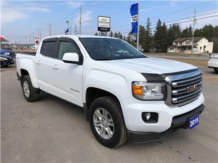 2019 GMC Canyon SLE (Stk: 11557) in Sault Ste. Marie - Image 1 of 16