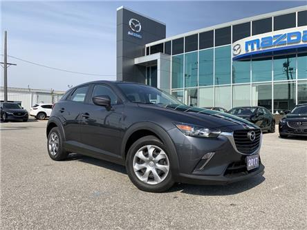 2017 Mazda CX-3 GX (Stk: UM2581) in Chatham - Image 1 of 22