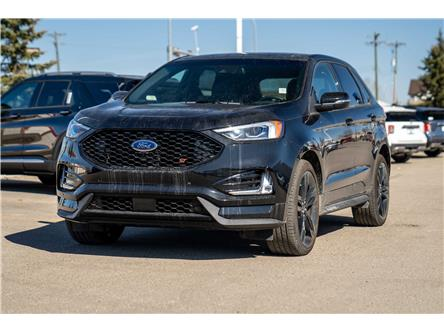 2020 Ford Edge ST (Stk: LK-95) in Okotoks - Image 1 of 6