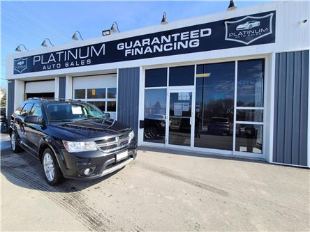 2013 Dodge Journey SXT/Crew (Stk: 548989) in Kingston - Image 1 of 11