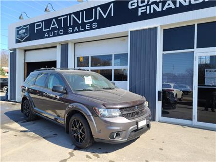 2015 Dodge Journey SXT (Stk: 754276) in Kingston - Image 1 of 10