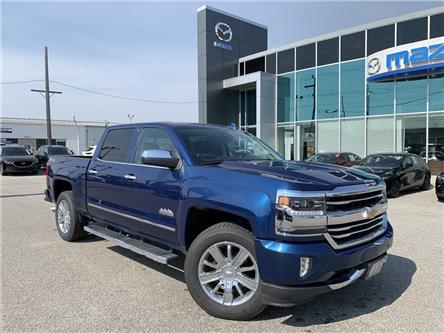 2016 Chevrolet Silverado 1500 High Country (Stk: UM2586) in Chatham - Image 1 of 23