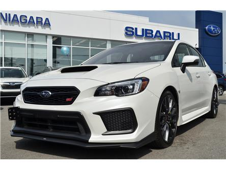 2019 Subaru WRX STI Sport-tech w/Lip (Stk: Z1876) in St.Catharines - Image 1 of 27